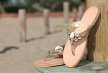 Leather Handmade Luxury Sandals DT - 607