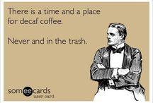 I'm a coffee person