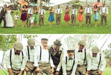 Wedding: Groomsmen