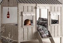 łożko dzieci