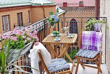 Balcón de Andrea