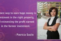 Patricia Susilo - Provides Property Realted Services