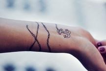 tattoos  / by Rebecca Ruscitti