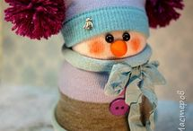 Zokni hóember