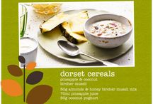 Our tasty bircher recipes... / Some delicious ways to try our bircher muesli mixes... #birchermuesli #overnightoats / by Dorset Cereals