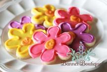 Sugar Cookies / by Kim Cheever