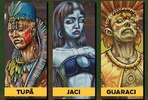 mitologia brasileira