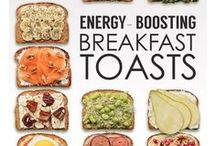 Energy boosting breakfast