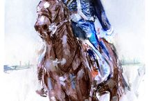 Hussars 1809-1813 / Army of the Duchy of Warsaw