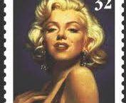 Marilyn Monroe: Stamps