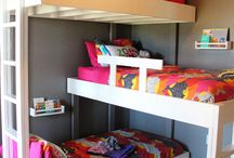 Storage for small spaces / Effective use of small spaces