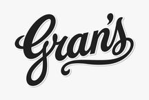 Casual Scripts / Examples of Casual Script Handlettering