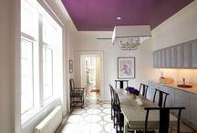 Painted floors, walls, ceilings / by Ingrid