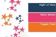 Colour schemes/cards