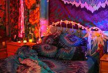 ~psychedelic/retro inspo