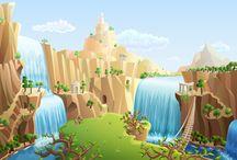 Game Art - Illustrations