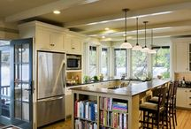 Kitchen / Ideas for the kitchen as it is today and dreams for the kitchen as it will be in the future.