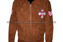 Shenmue Ryo Hazuki Brown Bomber Jacket / Get this classic Ryo Hazuki Shenmue Brown Leather Jacket at most cheap price from Sky-Seller and avail free Shipping.