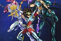 Saint Seiya / loved this anime