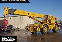 GROVE RT65S 24213 / Low-Hours Grove RT65S Crane for Sale. Visit Mico Equipment for Used & New Crane Heavy Cranes at Competitive Prices, Backed By Professional Support and Services.