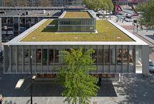 Dreamhouse Rotterdam / Revitalisation of Rotterdam Lijnbaan monument by KAAN Architecten. Pics by @svd_fotografie