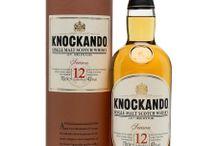 Knockando single malt scotch whisky / Knockando single malt scotch whisky