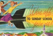 Church Bulletin Board / by Angie Smits