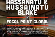 Focal Point Global / by Hussainatu Blake