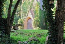 Churches / by Sybil Priester-Arballo