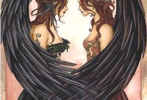 artist Amy Brown