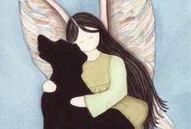 Собаки и их ангелы