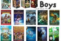 Tween boys books