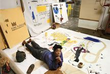 Jean michel Baquiat