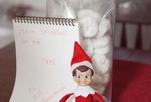 Elf on the shelf / by Deidre Dunphy