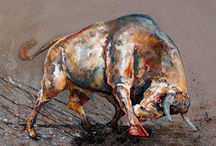 Beautiful paintings of animals