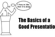 Basics Of Good Presentation