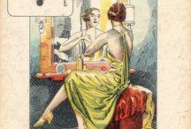 Tarot decks / Tarot decks and vintage tarot inspiration