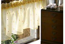 Curtains by hirocreateworks / ヒロクリエイトワークスが、デザインしたカーテン事例