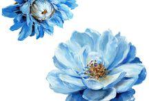 Sanatsal çiçek
