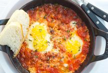 Eggs, salads, soups & quick dishes