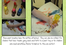 You must have so much patience!  A Board for Severe Sped Teachers / by Kate Ahern
