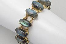 Labradorite Gemstones and Jewellery