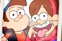 Mabel And Dipper Pines