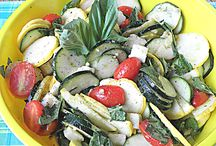 Low carb salads / by Sharon Looper