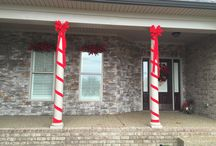Christmas / Floral home and business, Christmas decorating. All custom designed to suite each client.