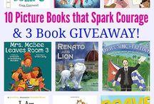 Courage Picture Books
