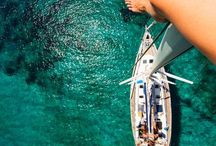 Στο θαλασσί της θάλασσας.... / Ολα στο δικο της γαλαζιο.... all the blue sea.....