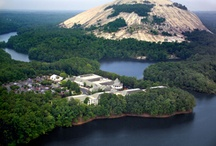 Stone Mountain Park Lodging / by Stone Mountain Park