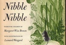 Books:  margaret wise brown / by Anne Woodard