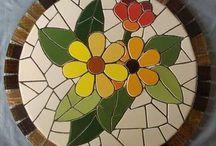 Mosaiquismo - Flores